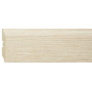 Плинтус МДФ Smartprofile 3D wood (82 мм) Дуб Аликанте