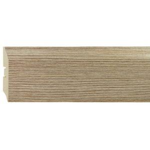 Плинтус МДФ Smartprofile 3D wood (82 мм) Дуб Маресме
