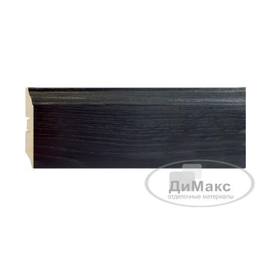 Плинтус МДФ Smartprofile STRONG 82 Дуб Серена графит П09 2,4 м