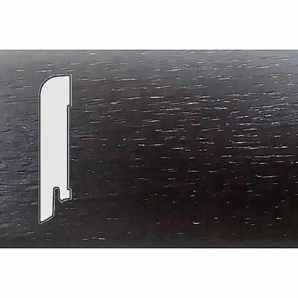 Плинтус Шпонированный Tarkett 2400х60х23 Венге / шт.