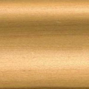 Плинтус пластиковый Dollken 60x8,5x2200 мм. Вишня 26 / шт.