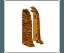 Заглушки оптима левая и правая 55 в цвет плинтуса (продаются поштучно)